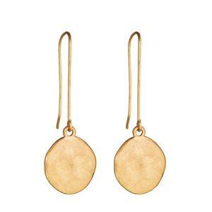 C+I Paillette Single Drop Earrings